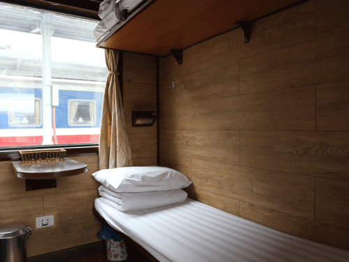 Orient Express Train Sapa