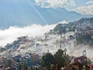 The elements have created the attractiveness of Sapa