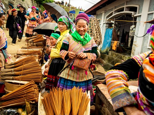 10 Markets Why you should visit in Sapa
