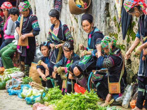 Sapa Unique Tours 3 Nights / 2 Days