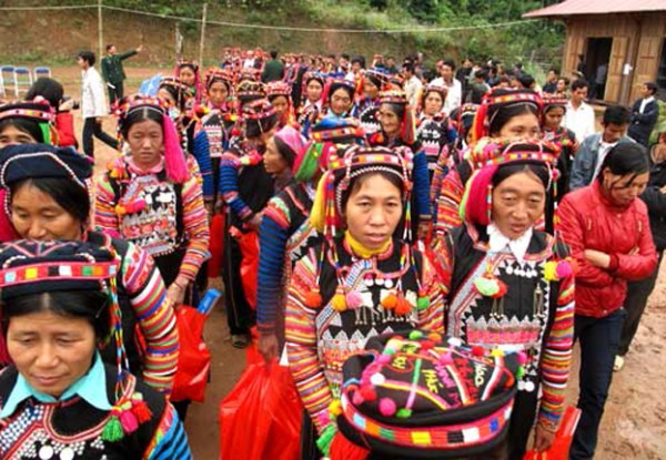 The three peculiar festivals of Xa Pho ethnic group 1