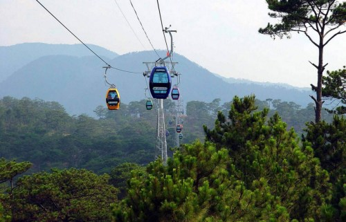Pricing cable car station Sapa in Fansipan 2019