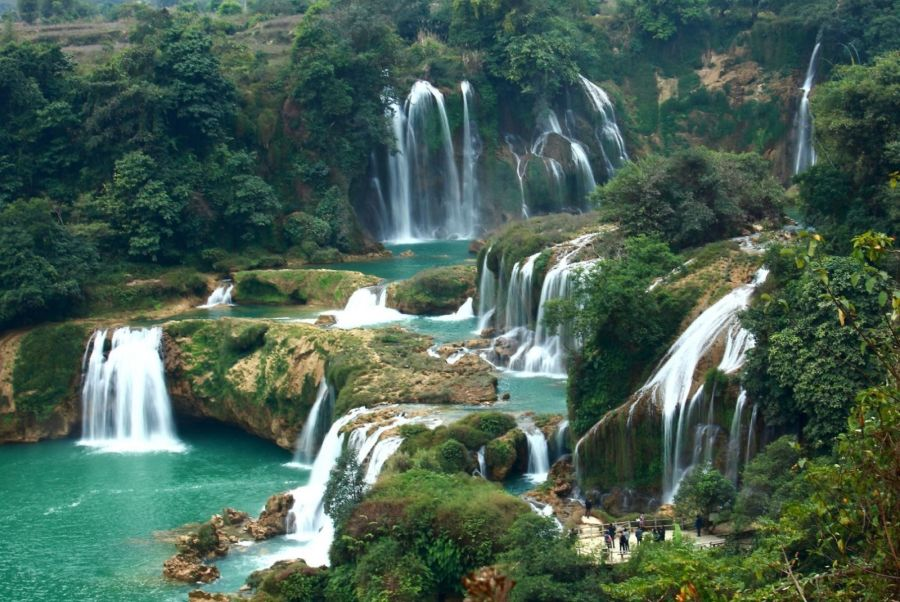 Discover the beauty of Silver Falls - Sapa Lao Cai
