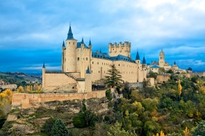 Alcazar di Segovia