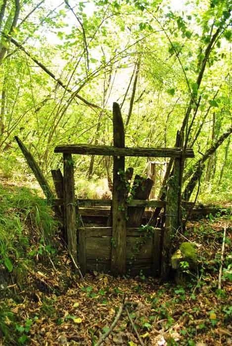 Antica chiusa sul canale