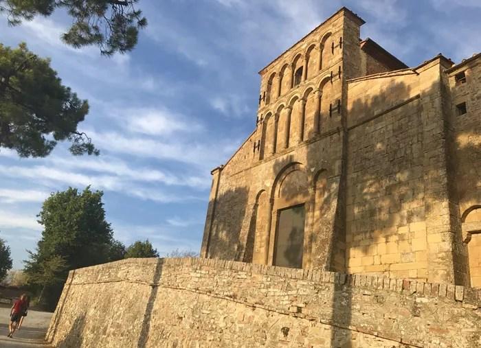 La pieve di Santa Maria Assunta a Chianni