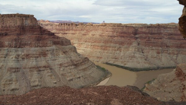 Where the Colorado and Green Rivers Meet: Canyonlands National Park