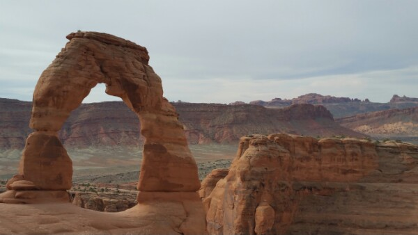 Nature's Windows: Arches National Park