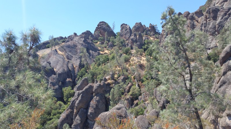 California Crags and Caves: Pinnacles National Park