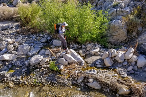 """From Sand to Snow: Hiking the """"Missing"""" Pacific Crest Trail"""