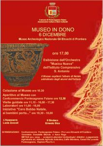 Museo in dono