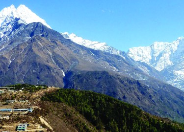 Rolwaling valley Trekking in Nepal