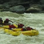 Trishuli River Rafting in Nepal