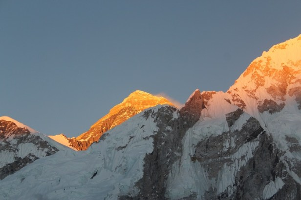 Kalapatthar Sunset-Everest Base Camp Trekking