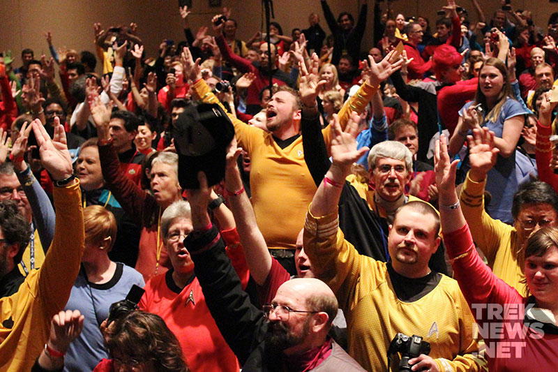 Image result for star trek the original series conventions