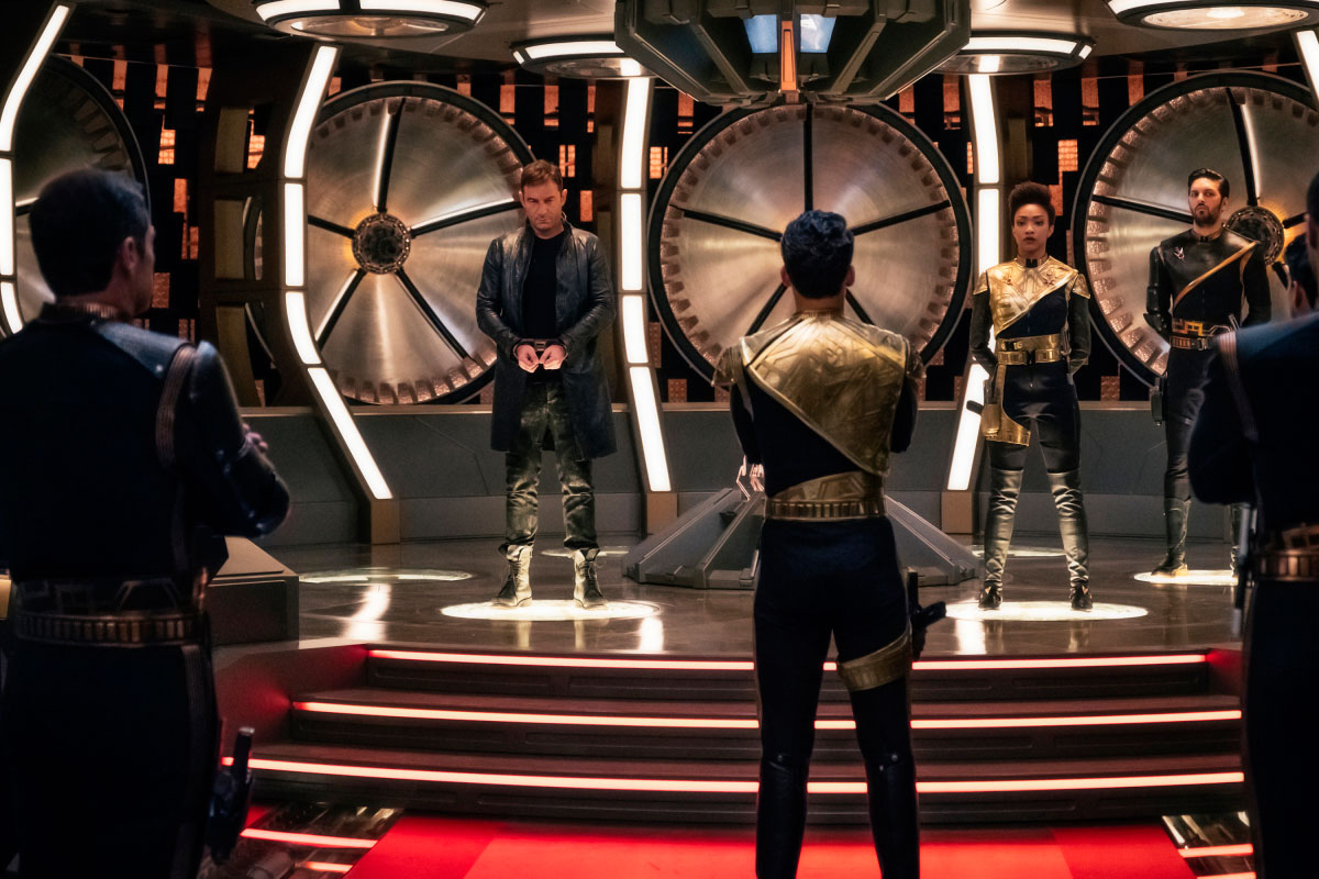 Image result for star trek discovery despite yourself