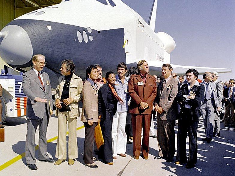 Que Fue del transbordador espacial (space Shuttle) (1/6)