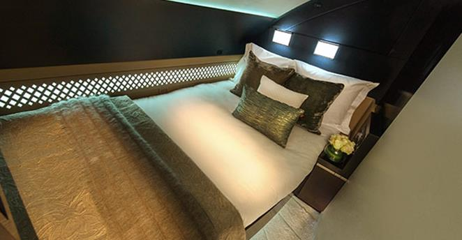 Etihad's The Residence – A Class Beyond First