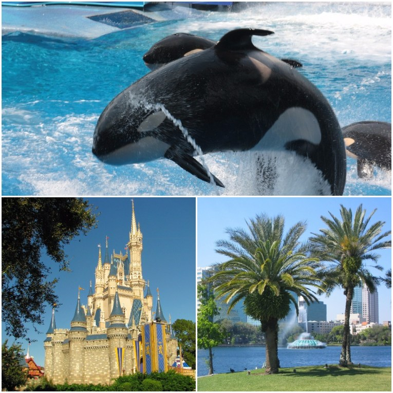 Orlando florida two week holiday flying from Glasgow