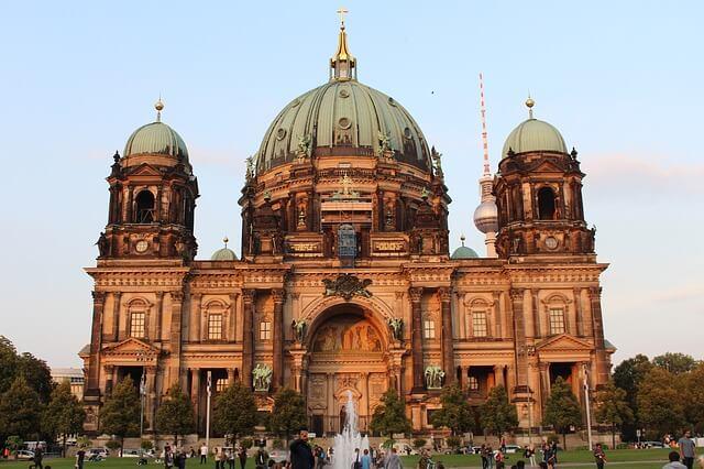 berlin city break