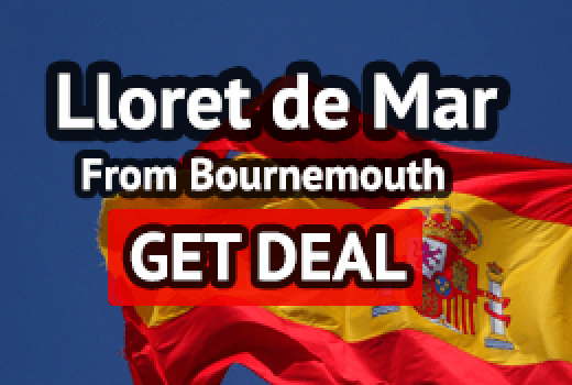 Lloret de Mar from Bournemouth