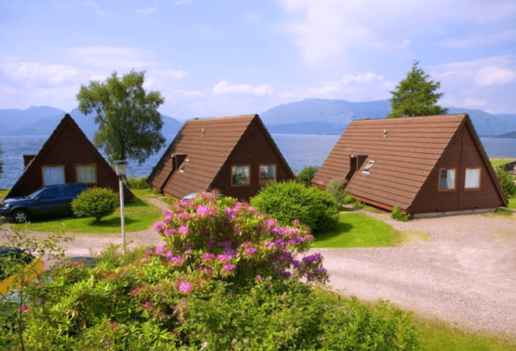 Waterfront Lodges