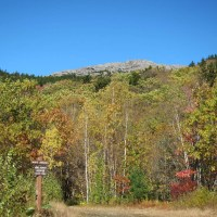 Mt Monadnock from the old toll road