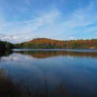 The Quabbin Reservoir