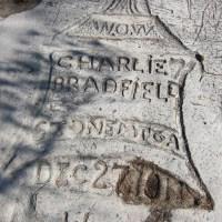 Stone Mountain Graffiti