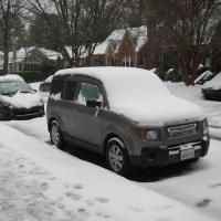 Atlanta Snow!