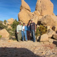 Howard, Linda, Kathy, & Rich