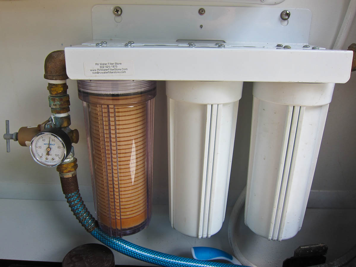 RV Water Filtration