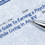 The complete guide to earning a paycheck while living in an RV