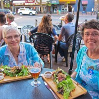 Dinner in Gastown