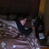 Sleeping Kat
