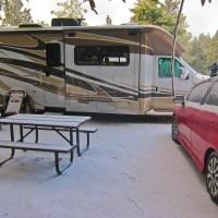 RV Camping in Idyllwild, CA