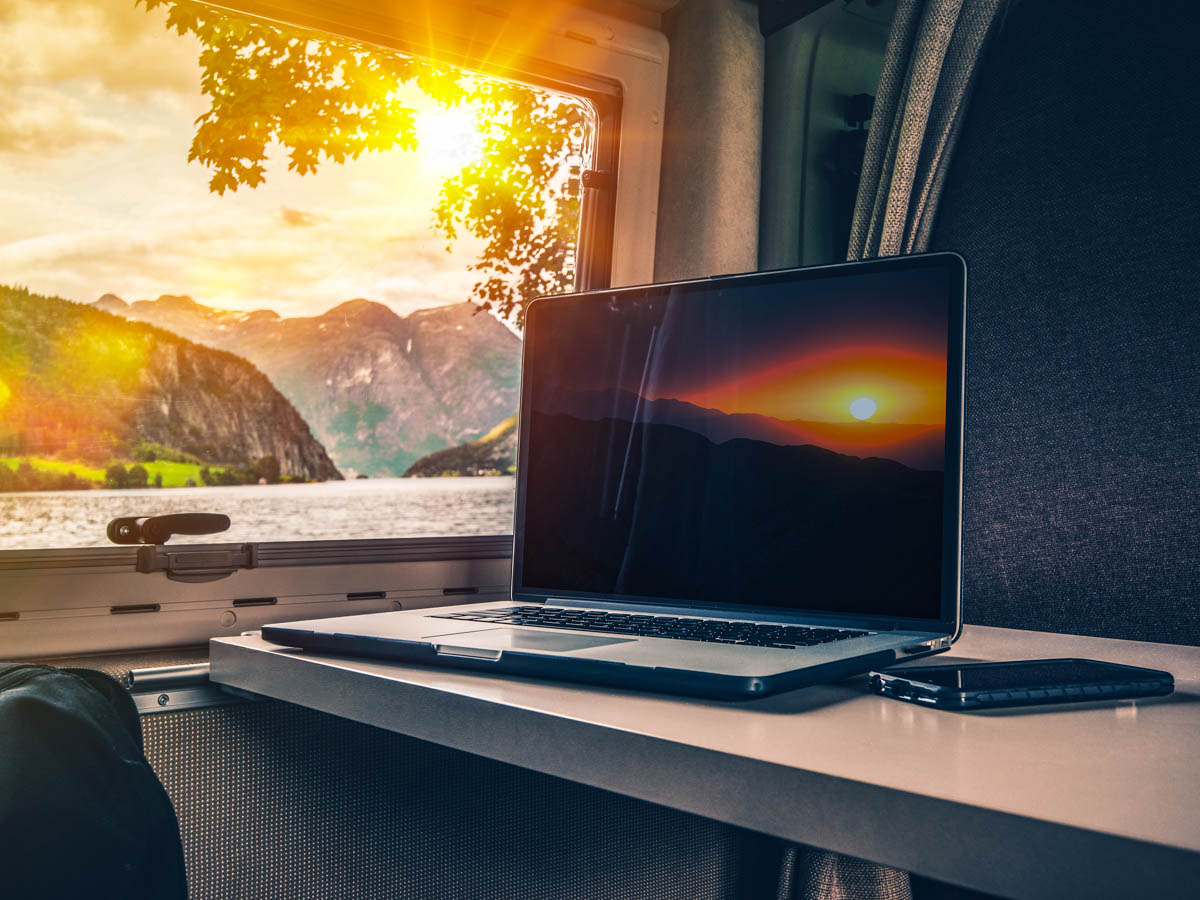How to Stay Connected to the Internet in your RV - Trek With Us