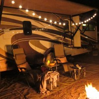 Fire and Awning Lights