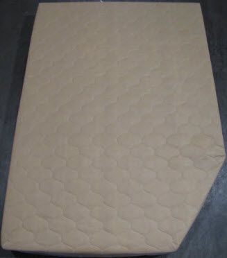 Mattress Bunk 5 X 52 74 W 22 14 Angle 1633 Qulted 2s S Poly