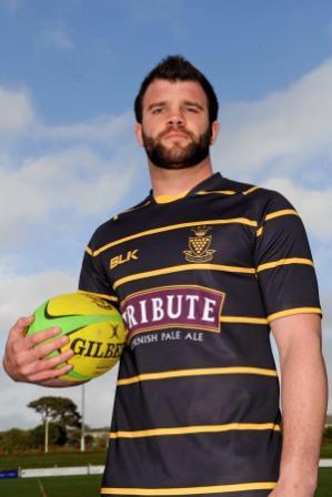 Cornish Pirates Awards Cornwall Kit Launch 050515