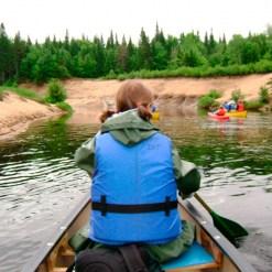 Canoe kayak - Mont Tremblant
