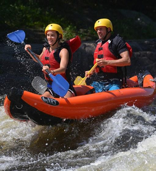 Rafting Kayak - Mont Tremblant