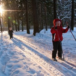 Cross Country Skiing - Mont Tremblant
