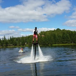 Flyboard - Mont Tremblant