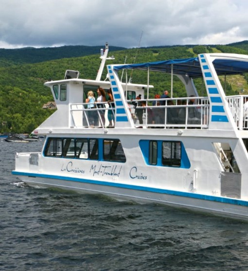 Lake Cruise - Mont Tremblant