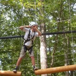 Kids Zipline - Mont-Tremblant
