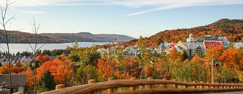 Why We Love Fall at Tremblant Living