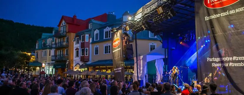 Blues Festival Mont-Tremblant
