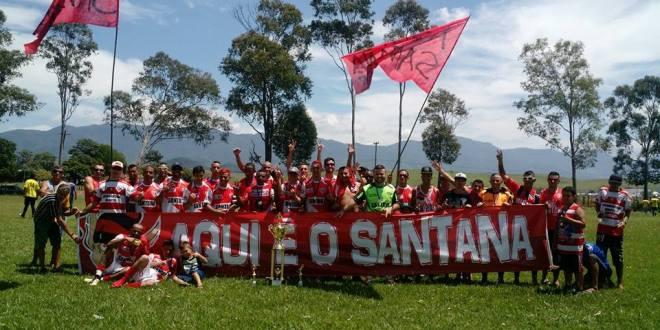 Jardim Santana é campeão invicto da Copa do Arroz de Futebol de Tremembé