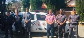 Tremembé recebe nova viatura da Polícia Militar